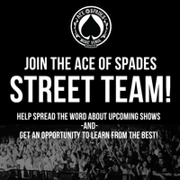 Join our Street Team!!!!