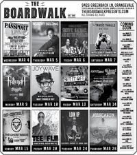 Check out the Boardwalk!