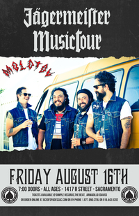 Come party with Molotov