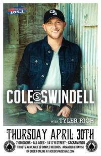 Cole Swindell #NewArtistOfTheYear