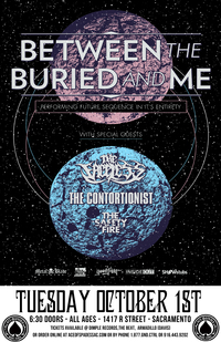 Go to Space with Between the Buried and Me