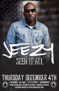 New Show Alert- Jeezy