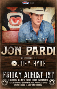 Jon Pardi Back AGAIN!