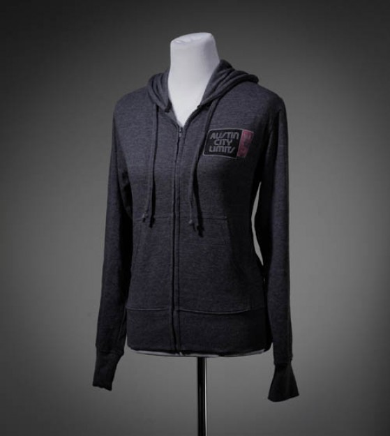 Zip-Up Hoodie (W)