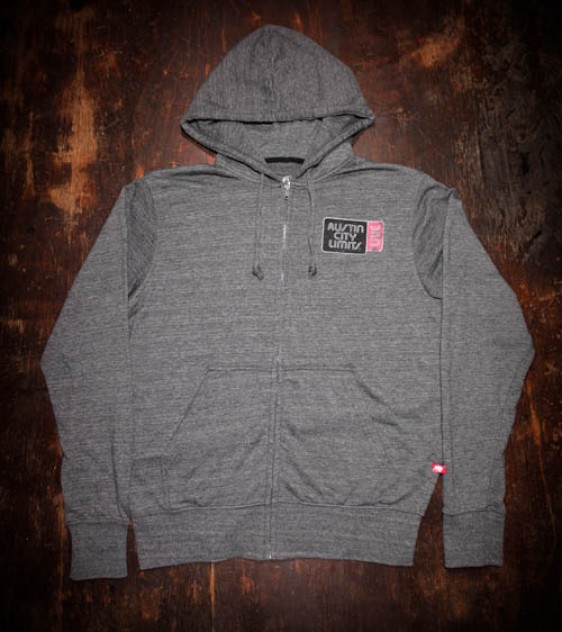 Zip-Up Hoodie