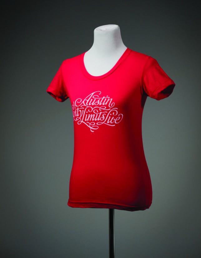 LA Script T-Shirt (W)