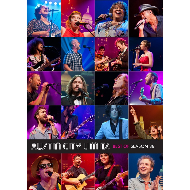Austin City Limits: Best of Season 38 DVD