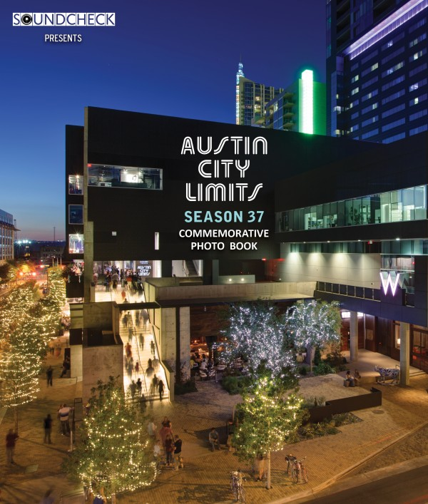 Austin City Limits: Season 37 Commemorative Photo Book