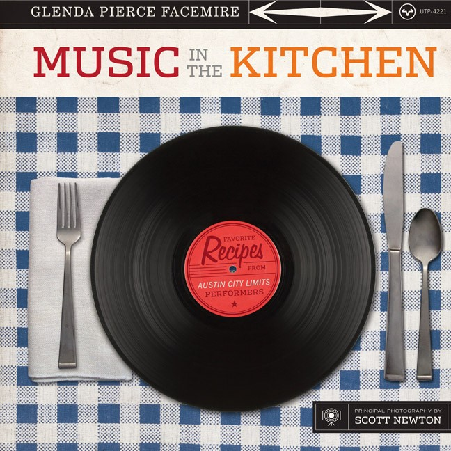 Music In The Kitchen Cookbook