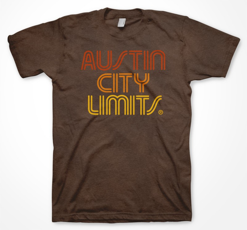Brown Tricolor Tee