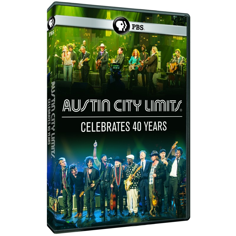 ACL Celebrates 40 Years DVD