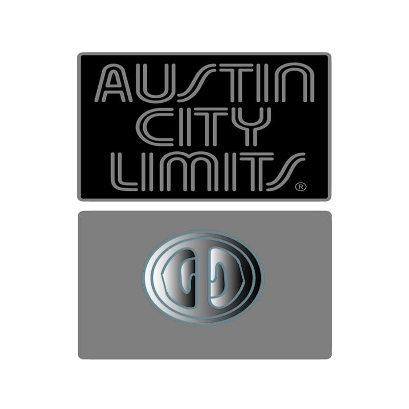 ACL Logo Enamel Pin