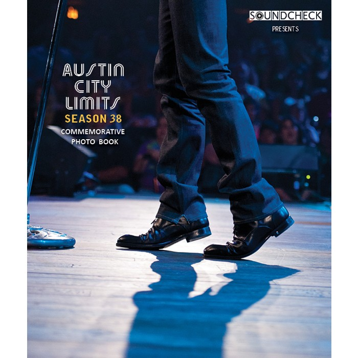 Austin City Limits: Season 38 Commemorative Photo Book