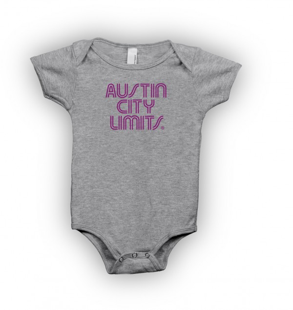 Infant Bodysuit (Grey)