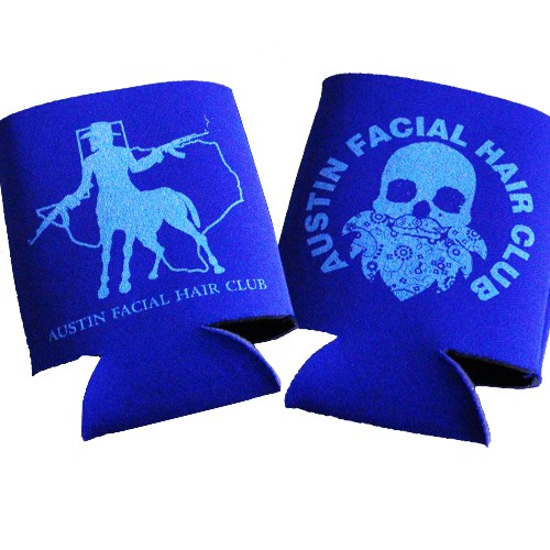 AFHC Koozie (Blue)