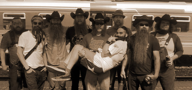 The Austin Facial Hair Club - The Team