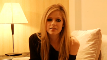 Special Message From Avril Introducing Wild Rose