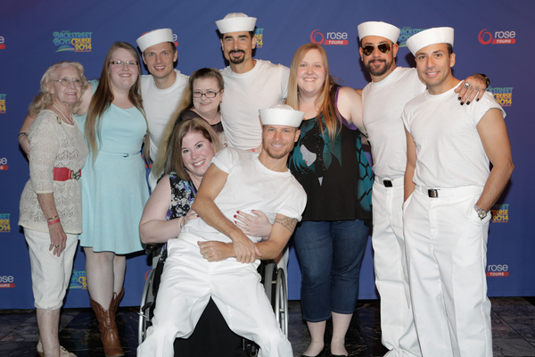BSB Cruise 2014 M&G