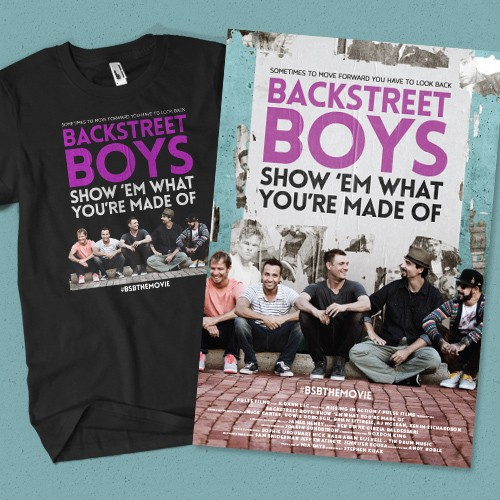 OFFICIAL Poster + Shirt Bundle