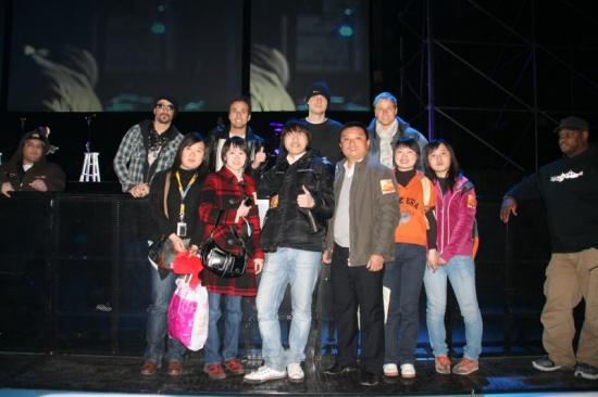 Nanjing Soundcheck