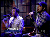 Private Sessions: Backstreet Boys