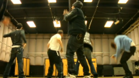 NKOTBSB: Rehearsal