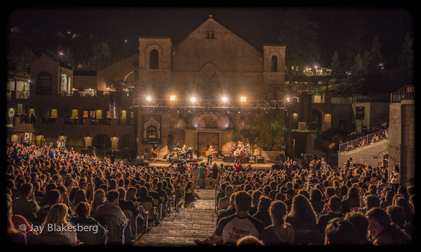 Mountain Winery - Saratoga, CA