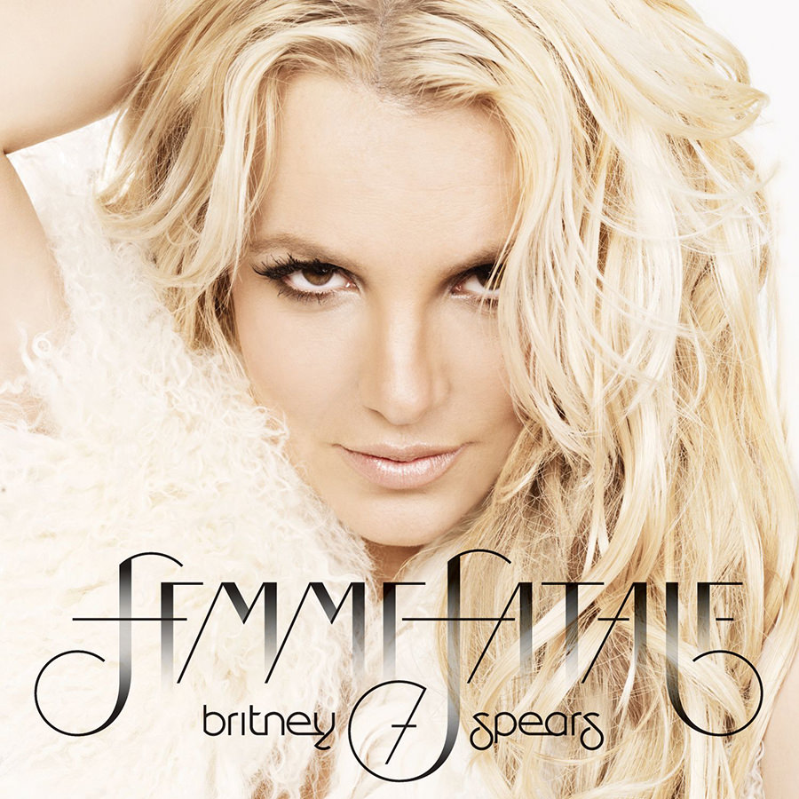 March 29  2011 Femme Fatale Britney Spears