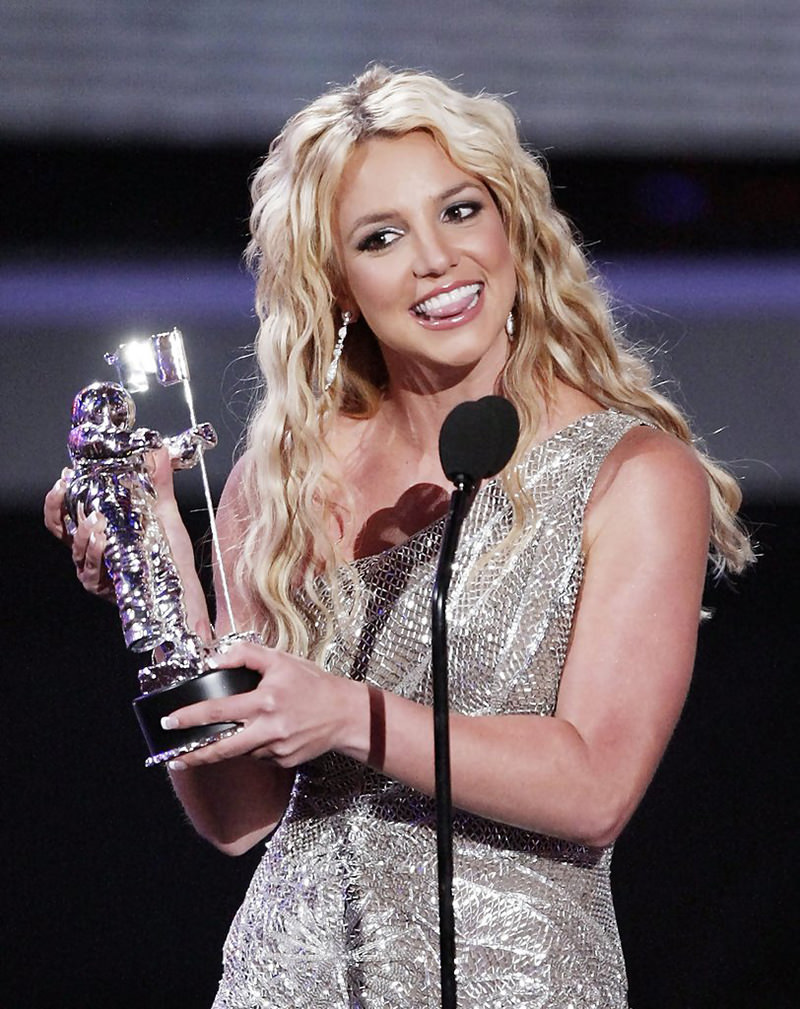 2008 MTV VMAs Britney Spears