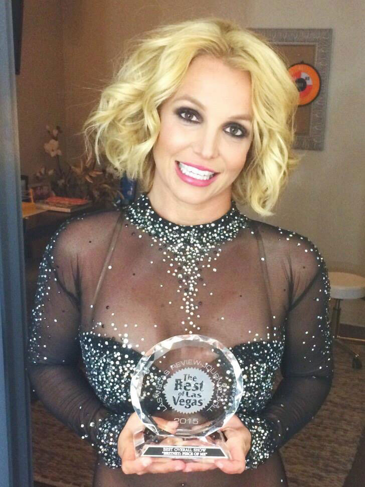 March 29, 2015 ... Britney Spears