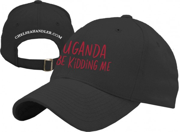 Uganda Be Kidding Me Tour Hat image
