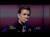Chris Isaak on Live with Kelly & Michael
