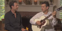 Chris Isaak on EXTRA