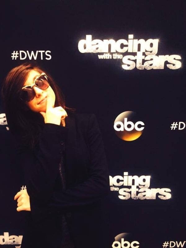 DWTS Appearance