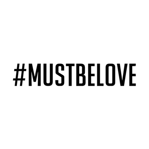 Image for #Mustbelove