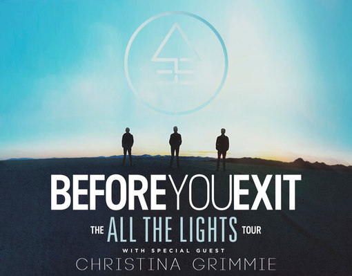 Image for Christina Grimmie Joins Before You Exit on Tour