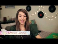 Get To Know Christina Grimmie - Part 1