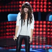 Image for 20 questions with Christina Grimmie!