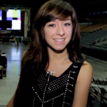 Image for Christina Shows Us Around Her Stars Dance Tour Bus