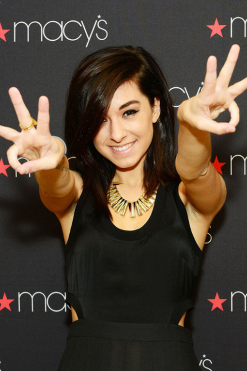 Image for Christina to Perform at Sold Out iHeartRadio Festval