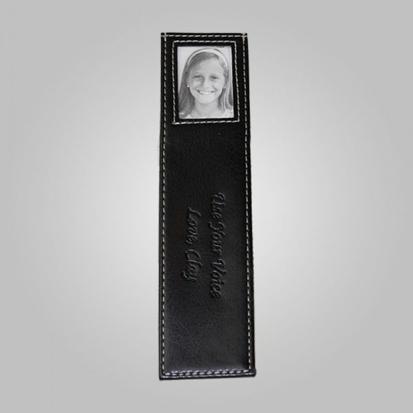 Use Your Voice Photo Bookmark