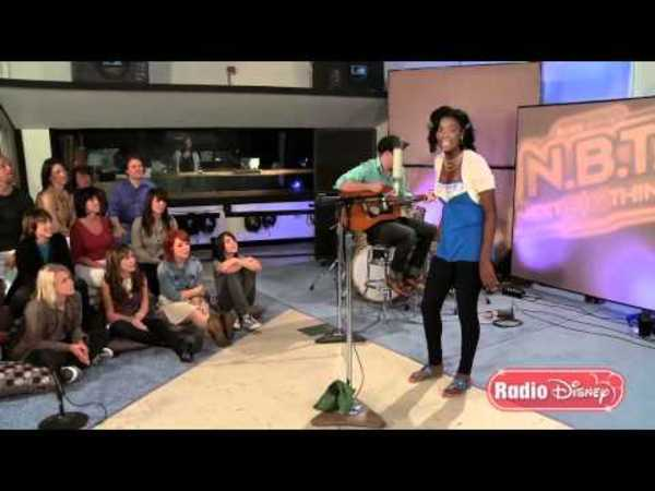Radio Disney's Next Big Thing - Coco Jones Acoustic 