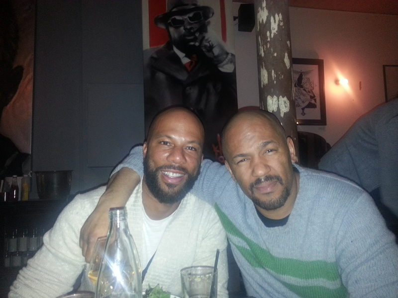 COMMON with DJ Pappalu