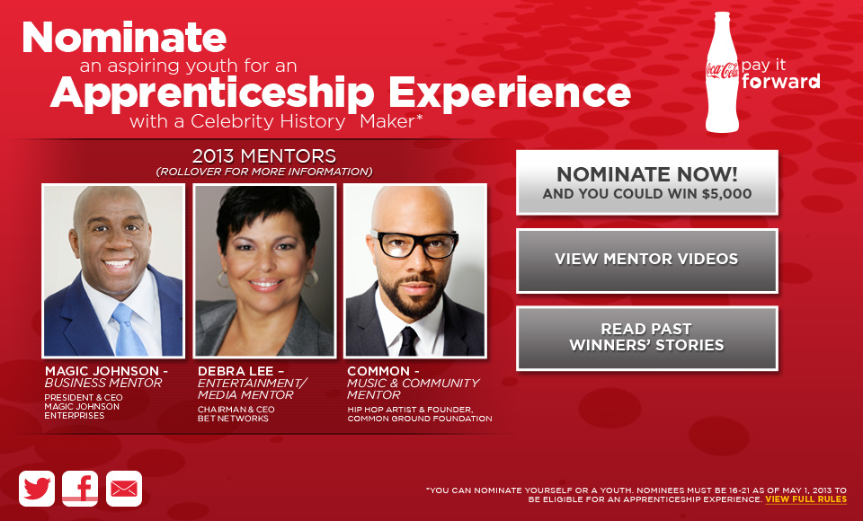 Nominate an Aspiring Youth for an Apprenticeship Experience with Common