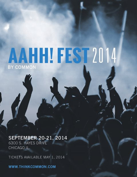 Common Ground Foundation Announces Launch of The Chicago Youth Jobs Collaborative & AAHH! FEST
