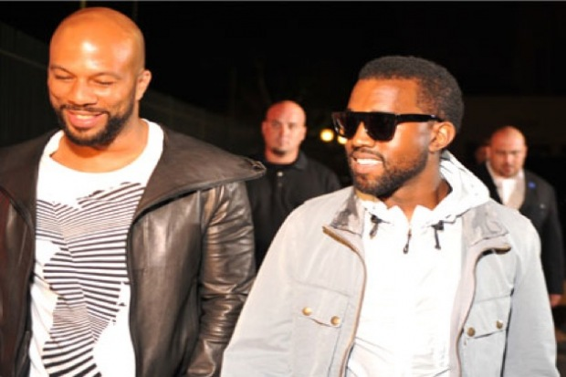 Hip-Hop Rumors: Is Common Reuniting With Kanye West For Another Album?
