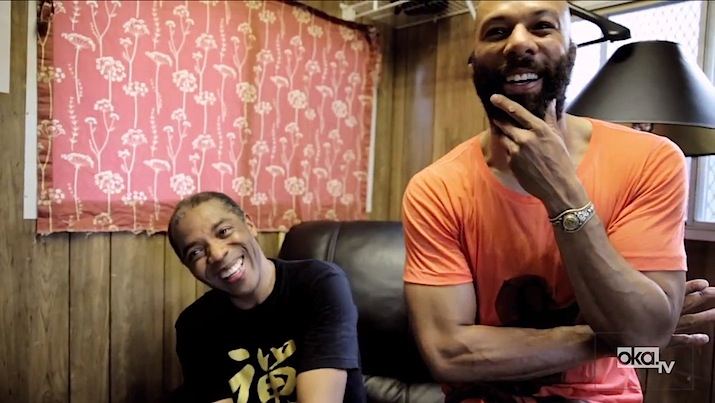 Okayafrica TV: Common x Femi Kuti & The Positive Force