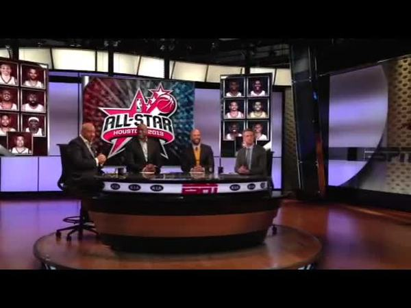 Behind the Scenes for NBA Countdown - Part II