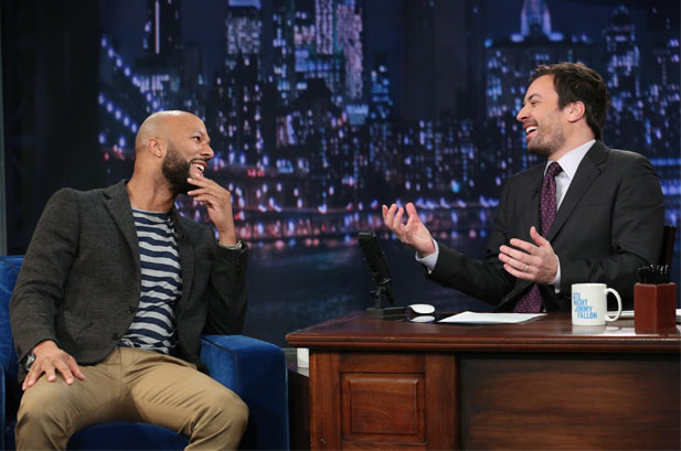 Clip - COMMON on Late Night Jimmy Fallon