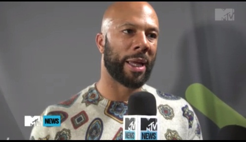 Common Working With Kanye West & No ID on 10th Album